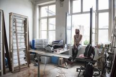 Nieuw ateliergebouw in de ploegstraat