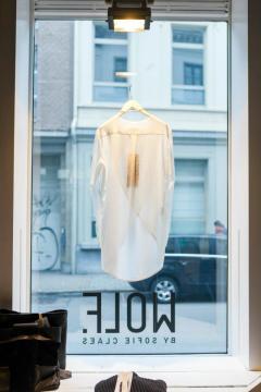 OPEN ATELIER / Wolf by Sofie Claes opent een eigen winkel