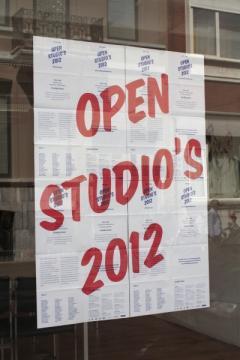 Open Studio's 2012